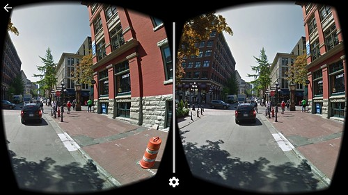 Google Streetview in Virtual Reality | by Marc van der Chijs