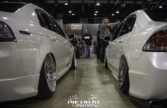 Rb's Civic SI & Paige's TL