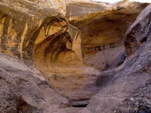 Granary canyon