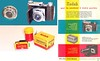 Kodak Retinette camera (Type 012) and ad 1952. by camera.etcetera