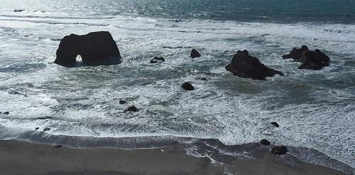 california usa landscape mendocino westport seastack elephantrock mendocinocounty archrock rockarch bruhelpoint