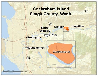 Cockreham Island, Skagit County, Wash. | by EcologyWA