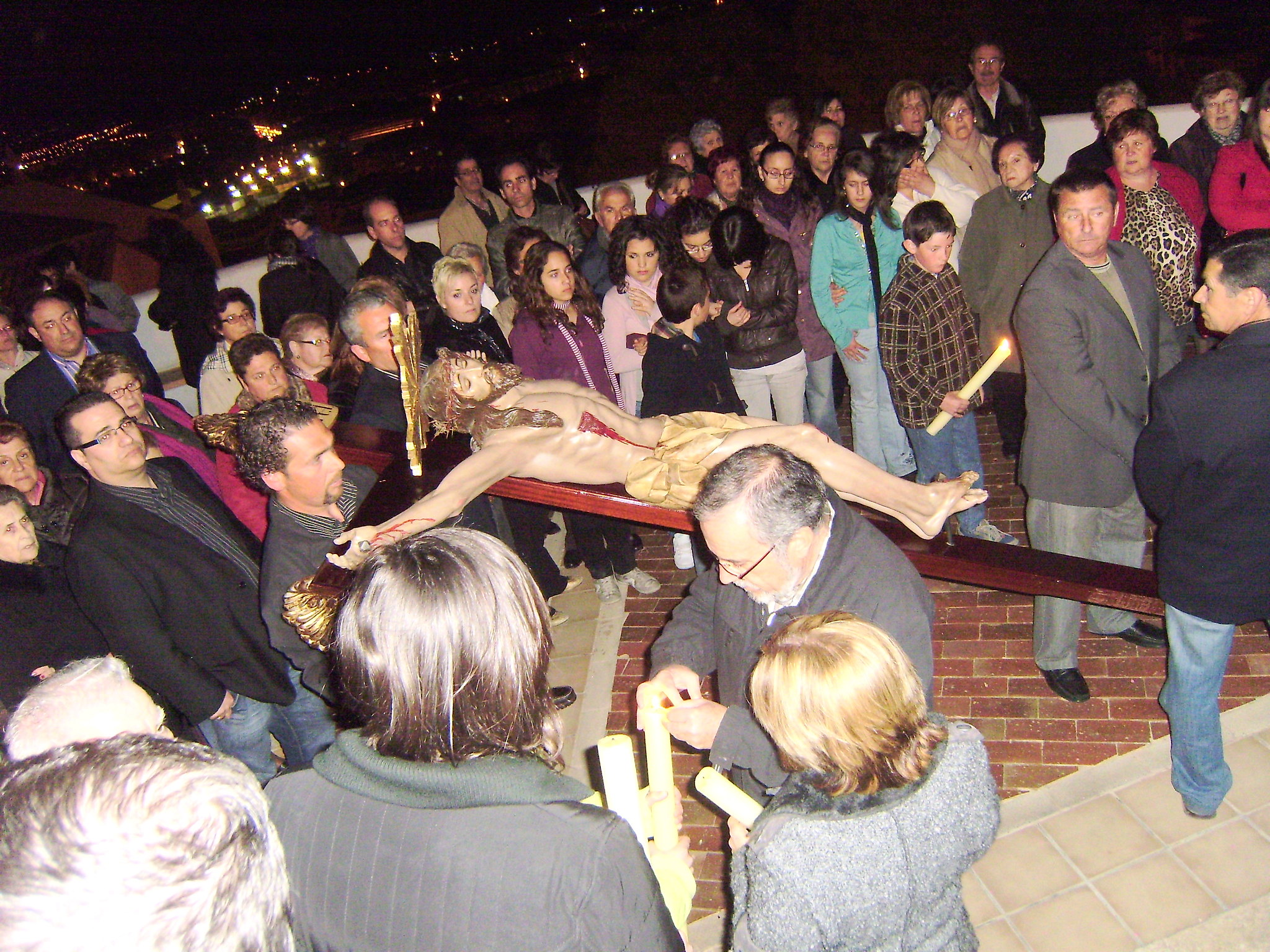 (2010-03-26) - I Vía Crucis nocturno - Javier Romero Ripoll - (03)