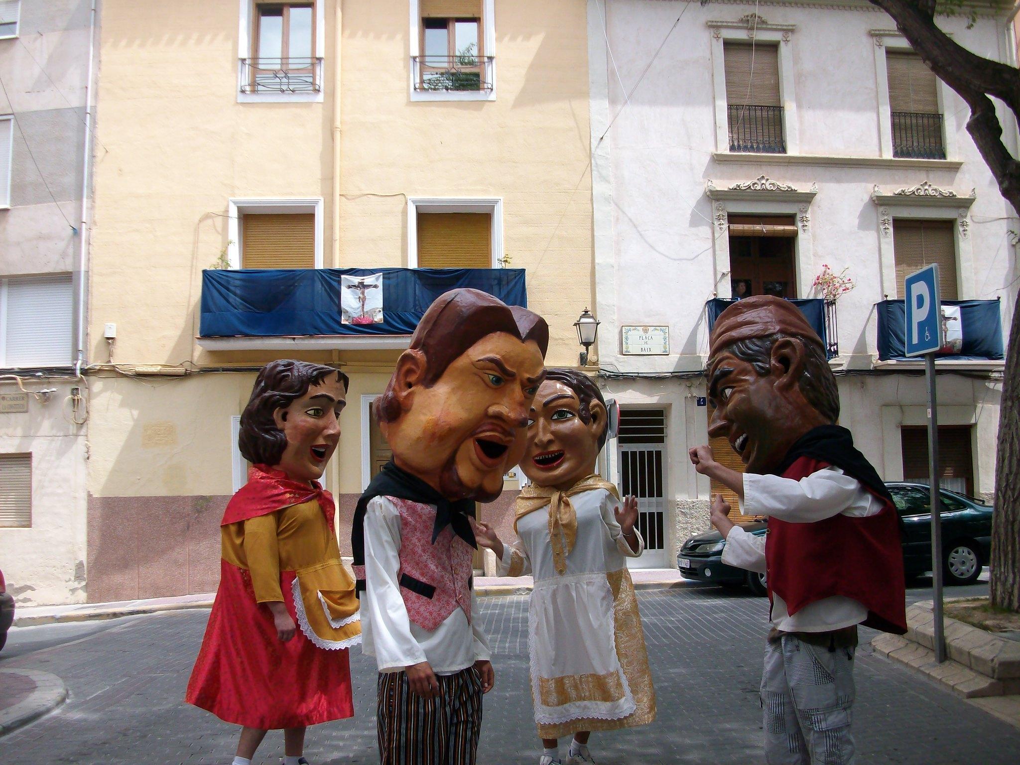 (2011-07-03) - Pasacalle Gent de Nanos -  José Vicente Romero Ripoll (06)