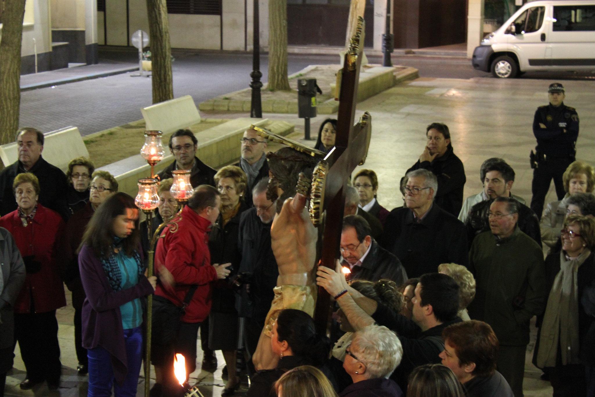 (2012-03-30) - III Vía Crucis nocturno - Javier Romero Ripoll  (41)