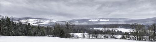 winter panorama snow photoshop hiver québec neige lightroom winterlandscape autopano paysagedhiver quebeclandscape paysagequébécois nikond800e wacomintuospro