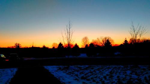 landscape sunset colors wcbc