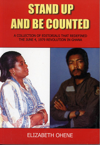 Stand up and be counted by Elizabeth Ohene