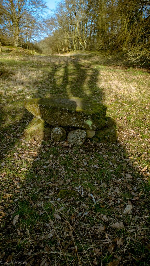 Celtic Sacrificial Alter. Glauberg, Germany