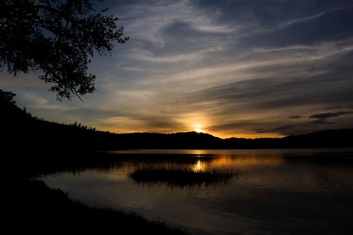sunset northerncalifornia napacounty lakehennessey
