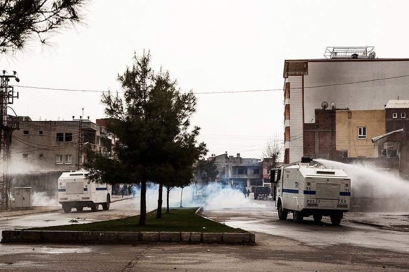 Turchia, Newroz kurdo sotto assedio