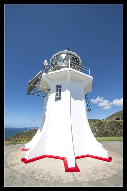 Cape Rienga Lighthouse