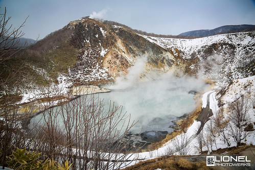 Winter in Hokkaido(Noboribetsu) - 72