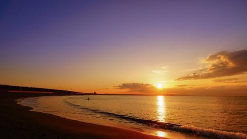 sea sunrise sony enoshima sunrisebythesea fe1635mmf4zaoss ilce7m2 syounanheadland