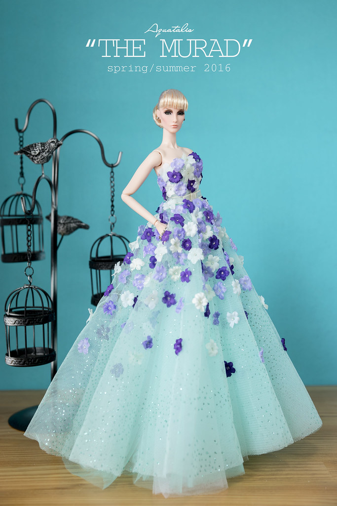 THE MURAD OOAK Dress for Fashion Royal FR2