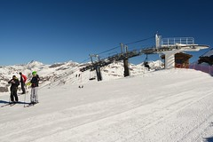 Lanovka a výstup na vrchlu 3050 m n./m