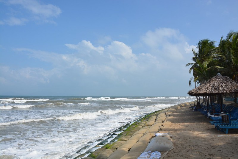 Cua Dai beach (Hoi An, Vietnam 2016)
