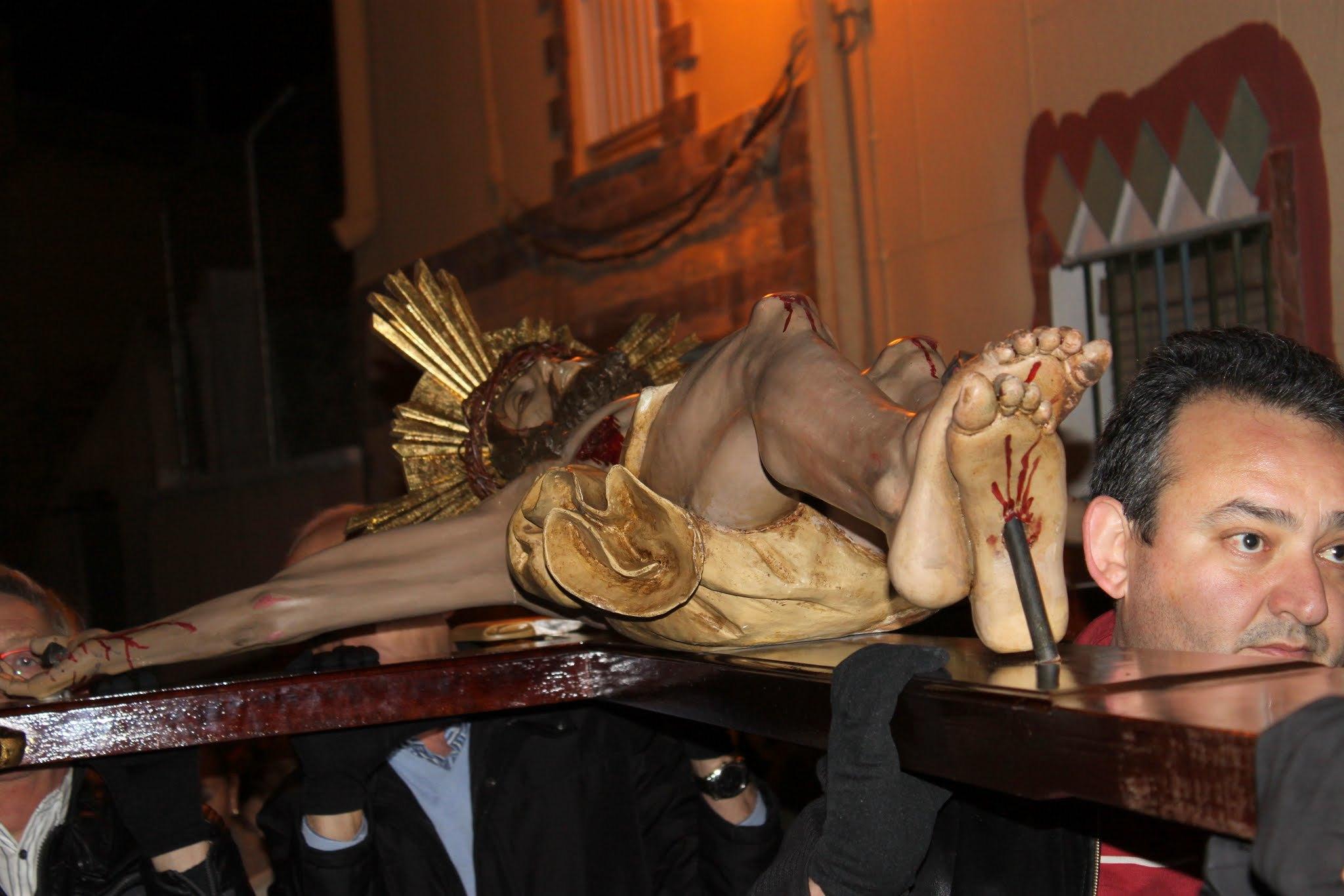 (2013-03-22) - IV Vía Crucis nocturno - Javier Romero Ripoll (35)