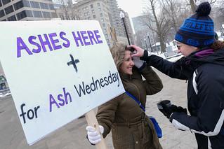 Ash Wednesday 2016 | by BostonCatholic