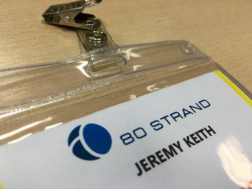 """Bo Strand"" is my pornstar name. 