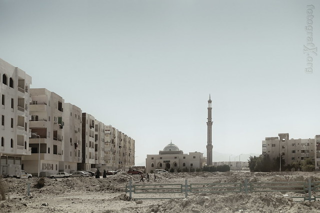 Hurghada downtown