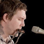 Wed, 09/03/2016 - 1:24pm - Brian Fallon  Live in Studio A, 3.9.2016 Photographer: Nick D'Agostino