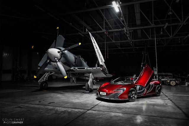 McLaren Fury