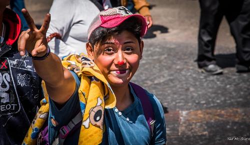 2016 - Mexico - Puebla - Red Nose