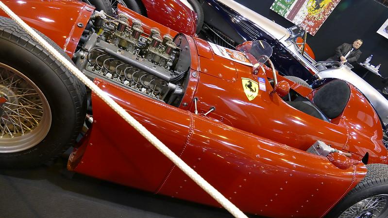Lancia D50 Formula One 1955 -  Retromobile 2016 - 25050985355_474189846f_c