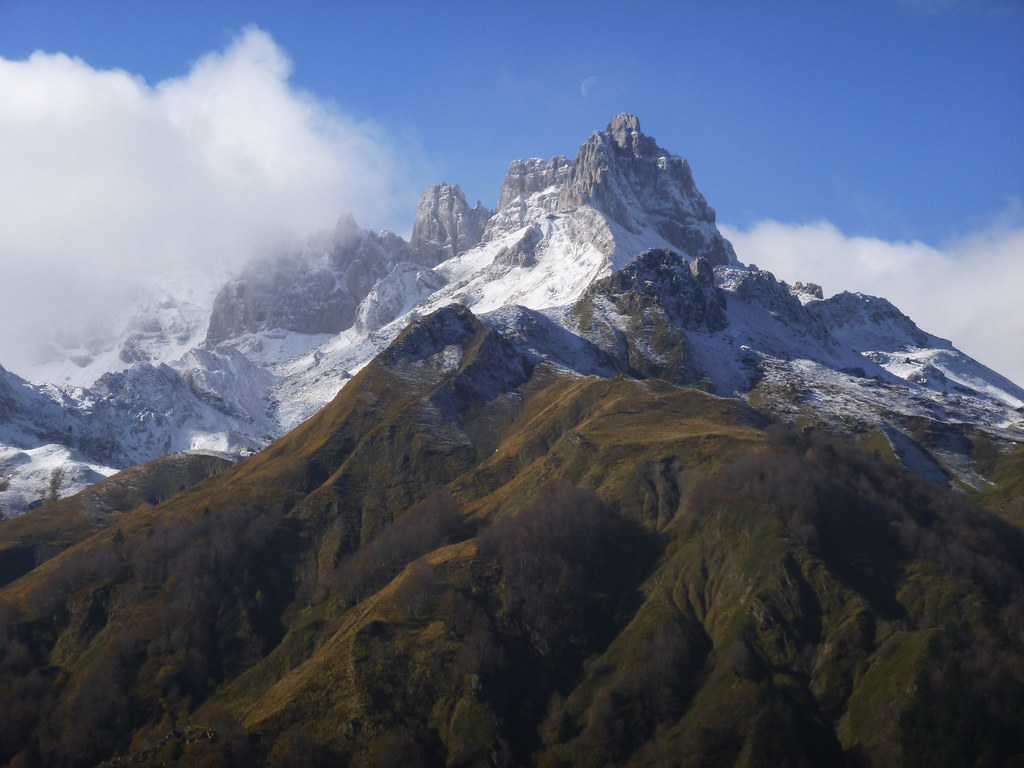 Basque Pyrenees, France