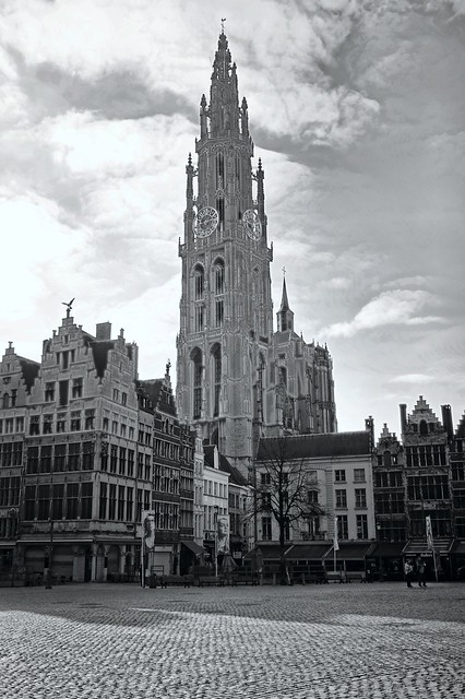 The Cathedral of Our Lady Antwerp