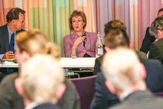 Andrea Leadsom visits Leeds | by DECCgovuk
