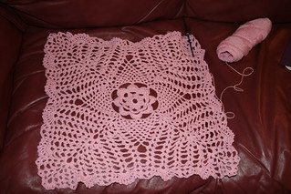 Blanket for Lila Rose - Day 3 | by mamamusings