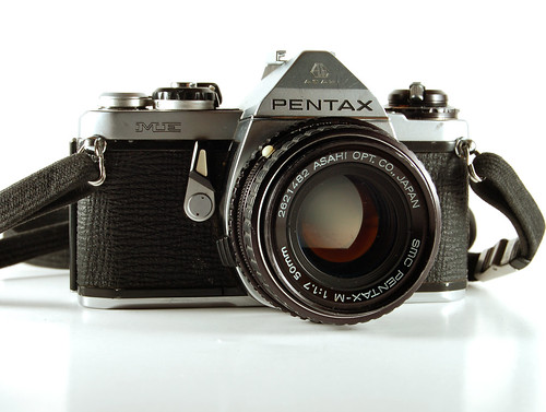 Pentax ME | by The Gouger