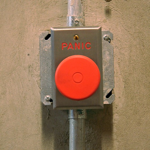 Panic Button | by TranceMist