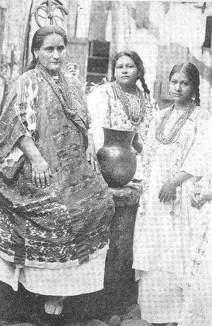 Amatlan de los Reyes Nahua Women Mexico