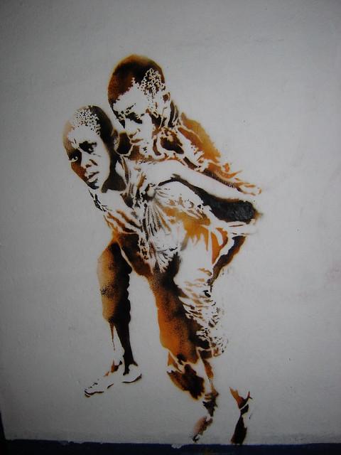 Stencil Coruña Nº 1