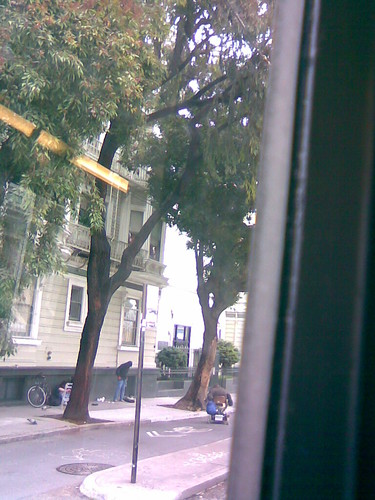 Weirdo on Wheels on Duboce, Part 2 | by the N Judah chronicles