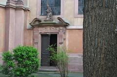 Sanctuary Entrance...