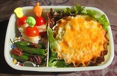 Shepherd's pie lunch for toddler | by Biggie*