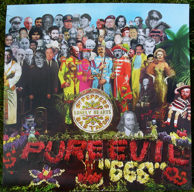 sergeant peppers lonely hearts bastards