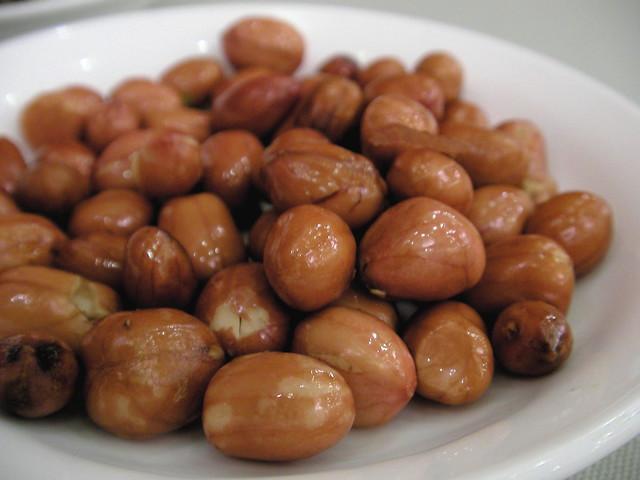 Fried Peanuts 落花生