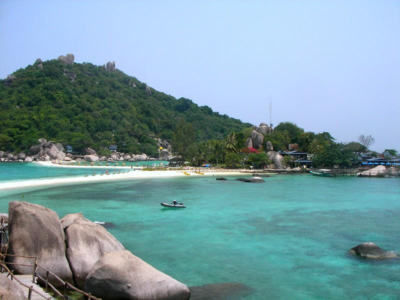 サムイ島発シュノーケル三昧ツアー タオ島&ナンユアン島