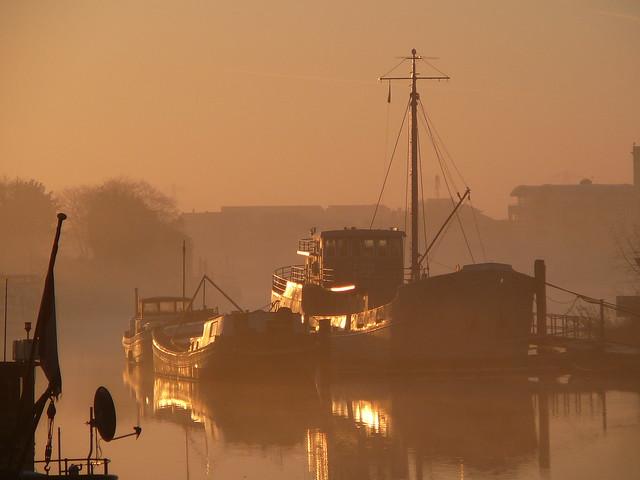 Werkhaven Hitland, Holland