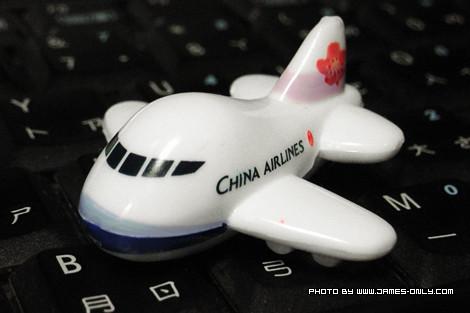 中華航空 Q 版造型吸鐵