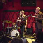 Tue, 26/01/2016 - 12:52pm - Aoife O'Donovan performs at Rockwood Music Hall in New York City for an audience of WFUV Members - 1/25/16. Photo by Gus Philippas