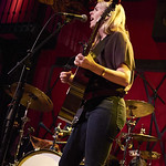 Tue, 26/01/2016 - 11:07am - Aoife O'Donovan performs at Rockwood Music Hall in New York City for an audience of WFUV Members - 1/25/16. Photo by Gus Philippas