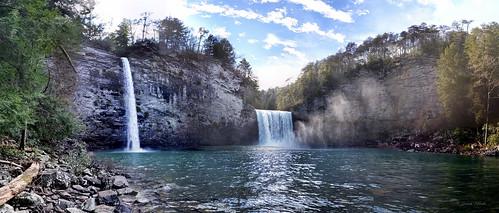 cane creek falls waterfalls dual rockhouse fallcreekfallsspencertn fallcreekfallsspspencertn
