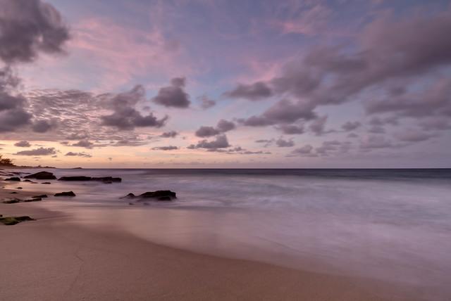 Sunset, Atlantic Ocean, Isabela, Puerto Rico 1