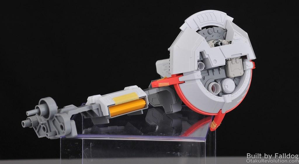 Mechanicore - Tief Stürmer Review - Main Gun and Radar 9